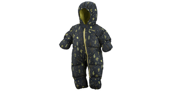 Columbia Baby Snuggly Bunny Down Bunting columbia navy/tree prin